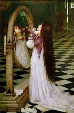 Wall sticker  Mariana in the South - John William Waterhouse