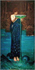 Wall sticker  Circe invidiosa - John William Waterhouse