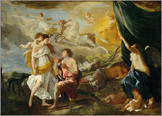 Gallery print  Diana and Endymion - Nicolas Poussin