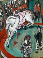 Wall sticker  Circus horse - Ernst Ludwig Kirchner