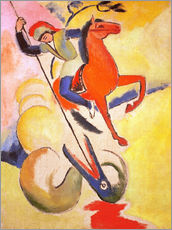 Wall Stickers  St. George - August Macke