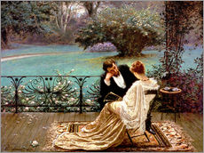 Wall sticker  The Pride of Dijon - William John Hennessy