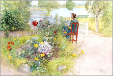 Wall sticker  Summer in Sundborn - Carl Larsson