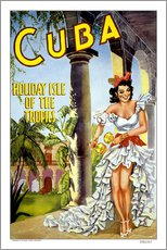 Wall sticker  Cuba - holiday island - Travel Collection