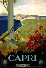 Gallery print  Italy - Capri - Travel Collection