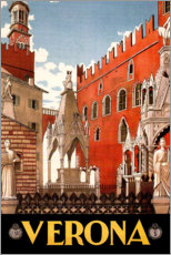 Gallery print  Italy - Verona - Travel Collection