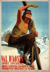 Gallery print  Val d'Aosta - Travel Collection