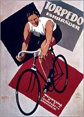Gallery print  Torpedo Bikes - Advertising Collection