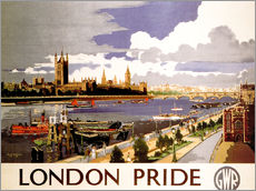 Wall sticker  London Pride - Travel Collection