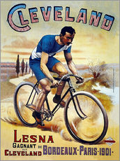 Gallery print  Cleveland Bicycles - Advertising Collection