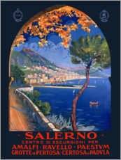 Gallery print  Italy - Salerno - Travel Collection