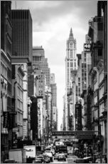 Gallery print  Streets of Manhattan - Michael Haußmann