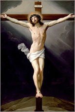 Wall Stickers  Christ on the Cross - Guido Reni