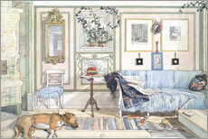Wall Sticker  Cosy corner - Carl Larsson