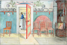 Gallery print  Old Anna - Carl Larsson