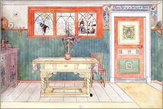 Gallery print  The Dining Room - Carl Larsson