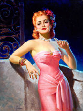Gallery print  Peg O' My Heart - Art Frahm