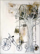 Gallery print  tree-stop - Christin Lamade