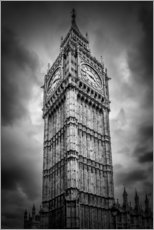 Gallery print  Big Ben London - Melanie Viola