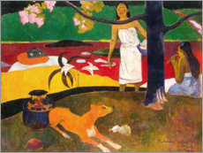 Wall Sticker  Pastorales tahitiennes - Paul Gauguin