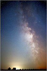 Wall sticker  milky way - Manfred Hartmann