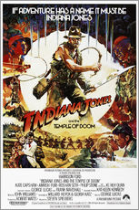 Gallery print  Indiana Jones and the temple of doom