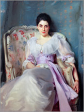 Gallery print  Lady Agnew of Lochnaw - John Singer Sargent