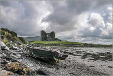 Gallery print  Ballycarbery Castle, County Kerry, Ireland - Christian Müringer