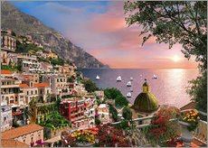Wall Stickers  Positano - Dominic Davison