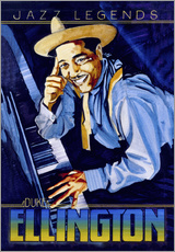 Gallery print  Duke Ellington - Roger Pearce