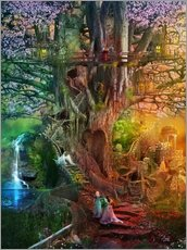 Gallery print  The dreaming tree - Aimee Stewart