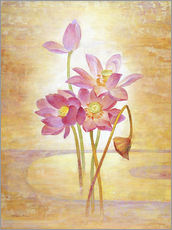 Gallery Print  Harmony in the sunset - Ailian Price