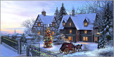 Wall sticker  Wonderful Christmas - Dominic Davison