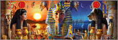 Gallery print  Egyptian Triptych 2 - Andrew Farley