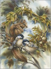 Gallery print  Some of my best friends - Jody Bergsma