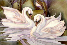 Gallery print  Together through life - Jody Bergsma