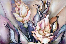 Wall sticker  Whatsoever is beautiful - Jody Bergsma