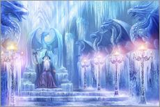Wall Stickers  The ice palace - Dragon Chronicles