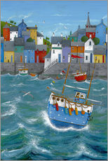 Gallery print  Quayside - Peter Adderley