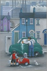 Gallery print  Like Father like Son - Peter Adderley