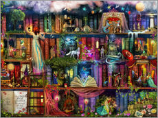 Aimee Stewart - Treasure Hunt Book Shelf