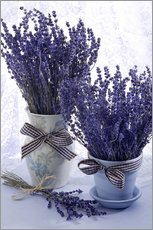 Wall sticker  Lovely Lavender - Simon Kayne