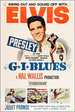 Gallery print  G.I. BLUES