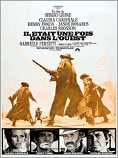 Wall sticker  Once Upon a Time in the West