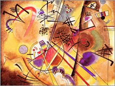 Wall sticker  Small dream in red - Wassily Kandinsky