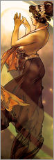 Alfons Mucha - The North Star
