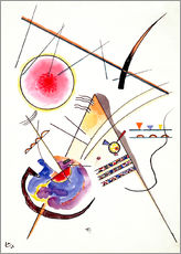 Wall sticker  Composition - Wassily Kandinsky