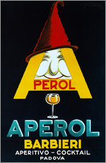 Wall sticker  Aperol Barbieri - Advertising Collection