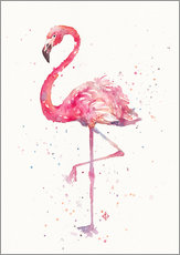 A Flamingos Fancy