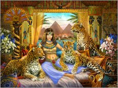 Egyptian Queen of the Leopards